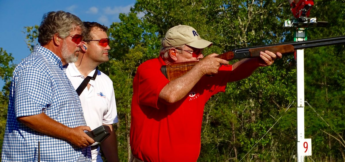 Mental Training in Sporting Clays